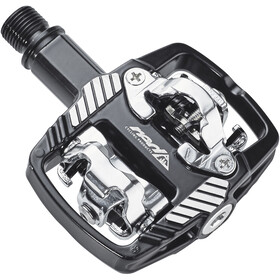 Red Cycling Products Mountain Click'n'Ride Pedalen, black